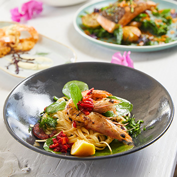 Chef's Table Menu
